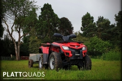 Platt Quads - Used Can Am ATV, Yorkshire