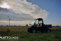 Platt Quads - Used John Deere Gator 855D, Yorkshire