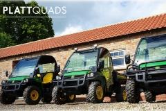 Platt Quads - Used John Deere Gator's UTV, Yorkshire