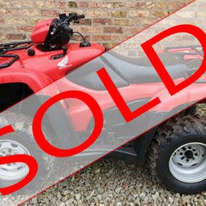Platt quads TRX 500 Honda quad bike atv utv york yorkshire humberside lincolnshire