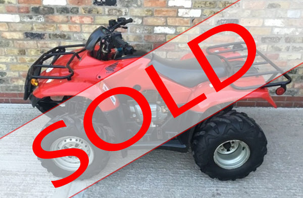 platt quads Honda TRX 250 TE quad bike atv utv york yorkshire humberside lincolnshire