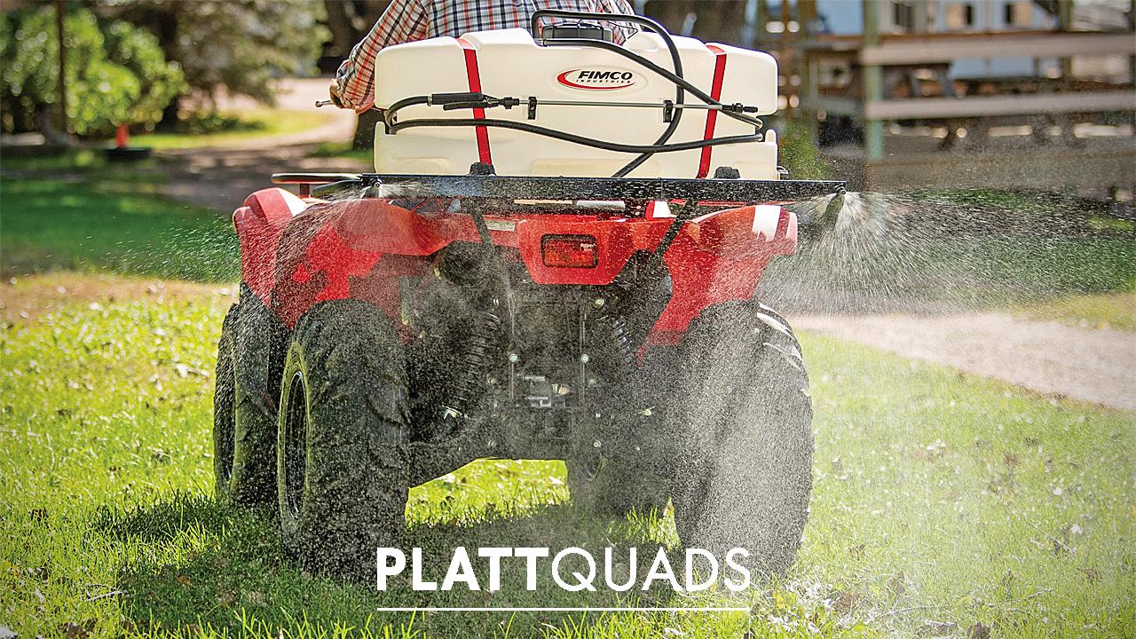 Platt Quads Fimco Quad bike Sprayers, ATV UTV, Yorkshire